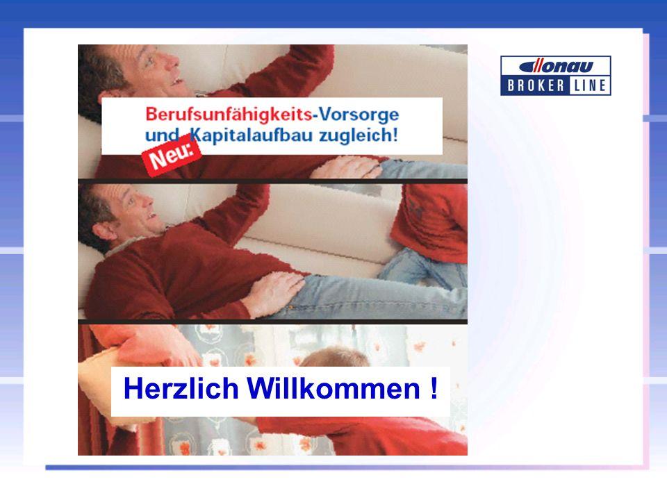 Weitere Kundenvorteile u Versicherungsschutz im Beruf und in der Freizeit, weltweit und rund um die Uhr u Sofortschutz EUR 12.000,- BU-Pension p.a.