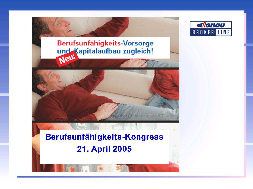 Berufsunfähigkeit Der Markt u Deutschland Erosion der Sozialversicherung 15 Mio.
