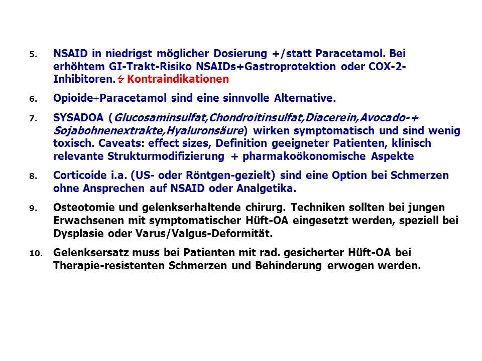 Effects of doxycyclin on progression of OA Target knee DoxycyclinePlacebo P nMean ± SDn Baseline JSW, mm 2183,64 ± 1,152113,61 ± 1,190,740 16-month change in JSW, mm 1880,15 ± 0,421910,24 ± 0,540,027 30-month change in JSW, mm 1810,30 ± 0,601800,45 ± 0,700,017 Brandt K.