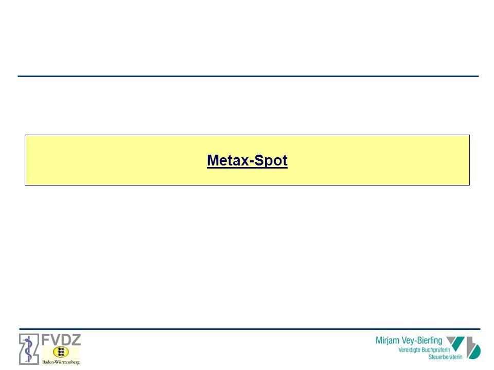 Metax-Spot