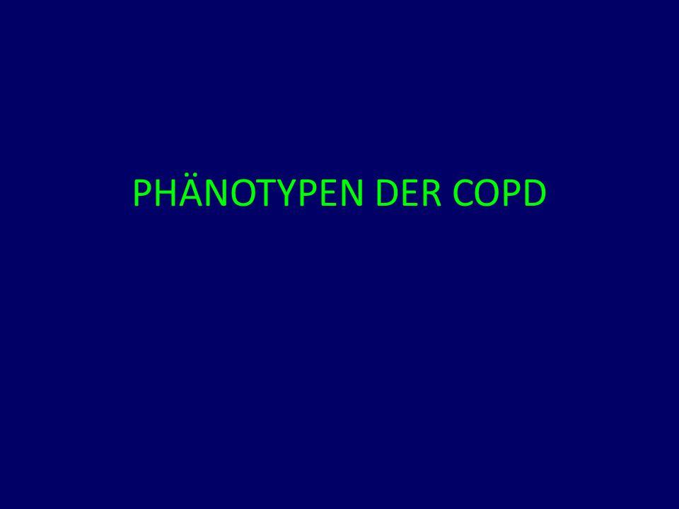 PHÄNOTYPEN DER COPD