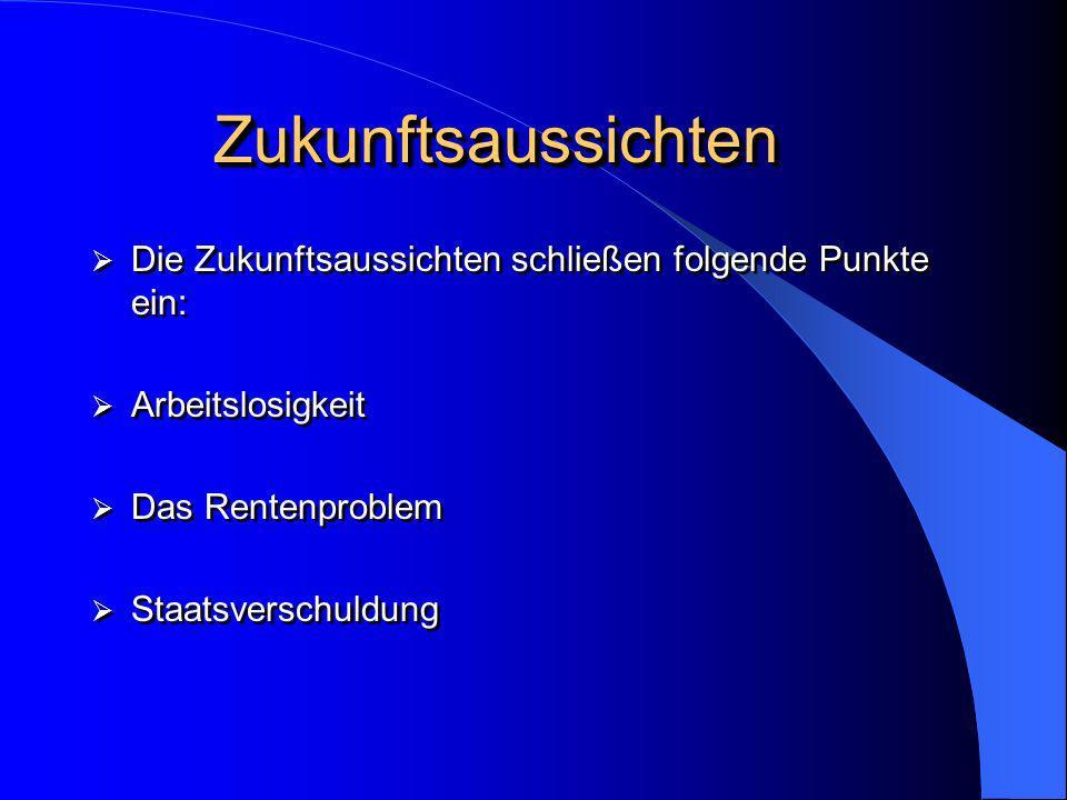 QuellenangabenQuellenangaben Focus 6/2003 Hochschulgruppe Göttingen (http://www.gwdg.de/~jusos) Neue Osnabrücker Zeitung (http://www.neue-oz.de) Bund der Steuerzahler (http://www.steuerzahler.de) ehemaligen Bundesministeriums für Arbeit und Sozialordnung (http://www.bma.de) Statistisches Bundesamt Wiesbaden (http://www.staatsverschuldung.de) Focus 6/2003 Hochschulgruppe Göttingen (http://www.gwdg.de/~jusos) Neue Osnabrücker Zeitung (http://www.neue-oz.de) Bund der Steuerzahler (http://www.steuerzahler.de) ehemaligen Bundesministeriums für Arbeit und Sozialordnung (http://www.bma.de) Statistisches Bundesamt Wiesbaden (http://www.staatsverschuldung.de)