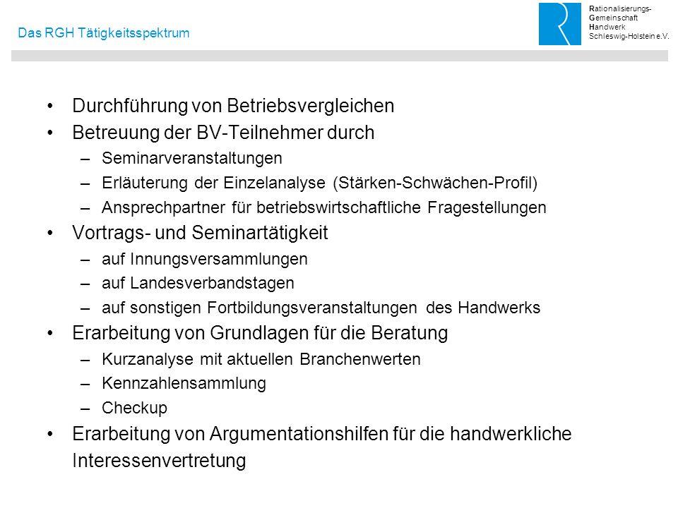 Rationalisierungs- Gemeinschaft Handwerk Schleswig-Holstein e.V.