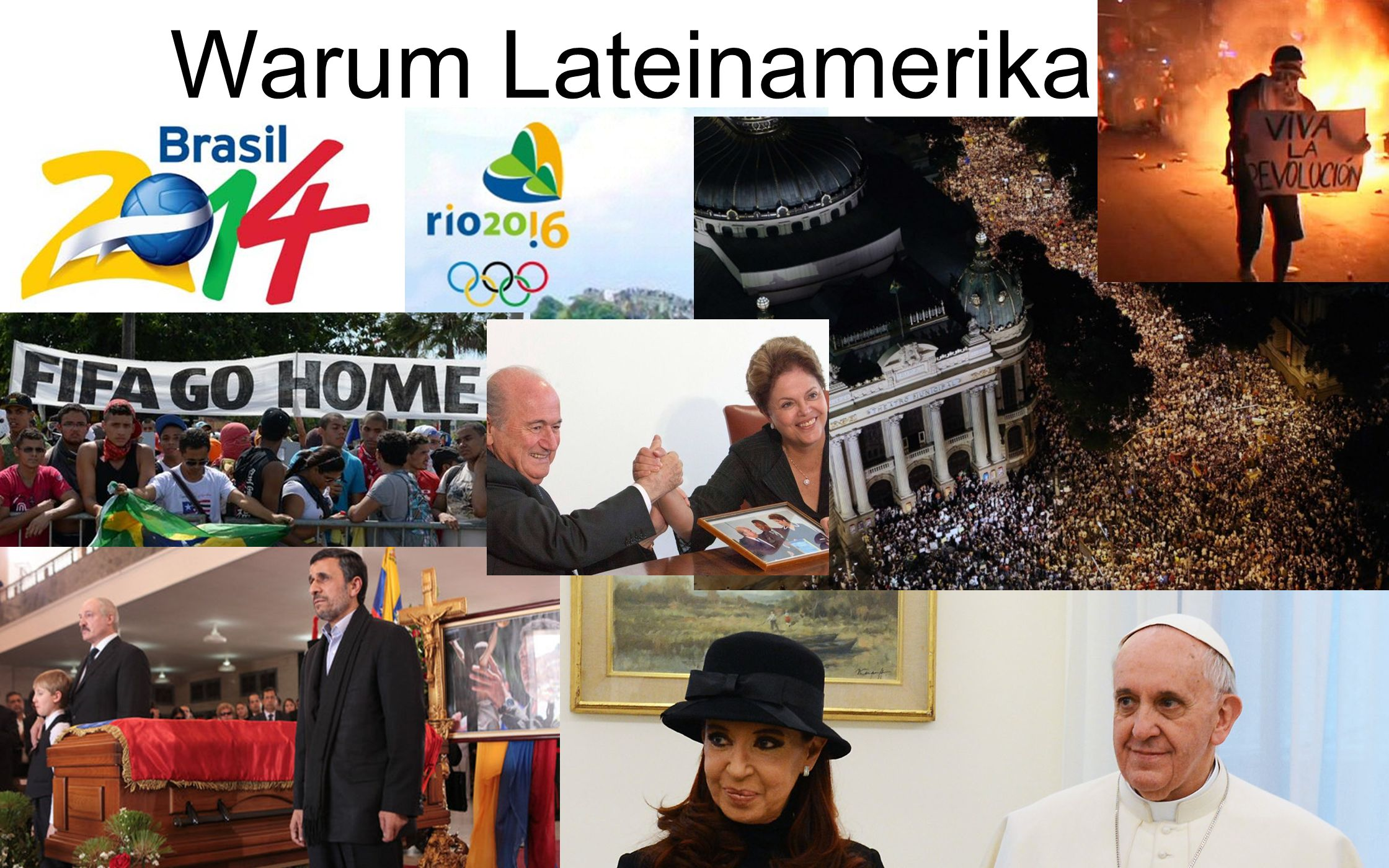 Warum Lateinamerika?