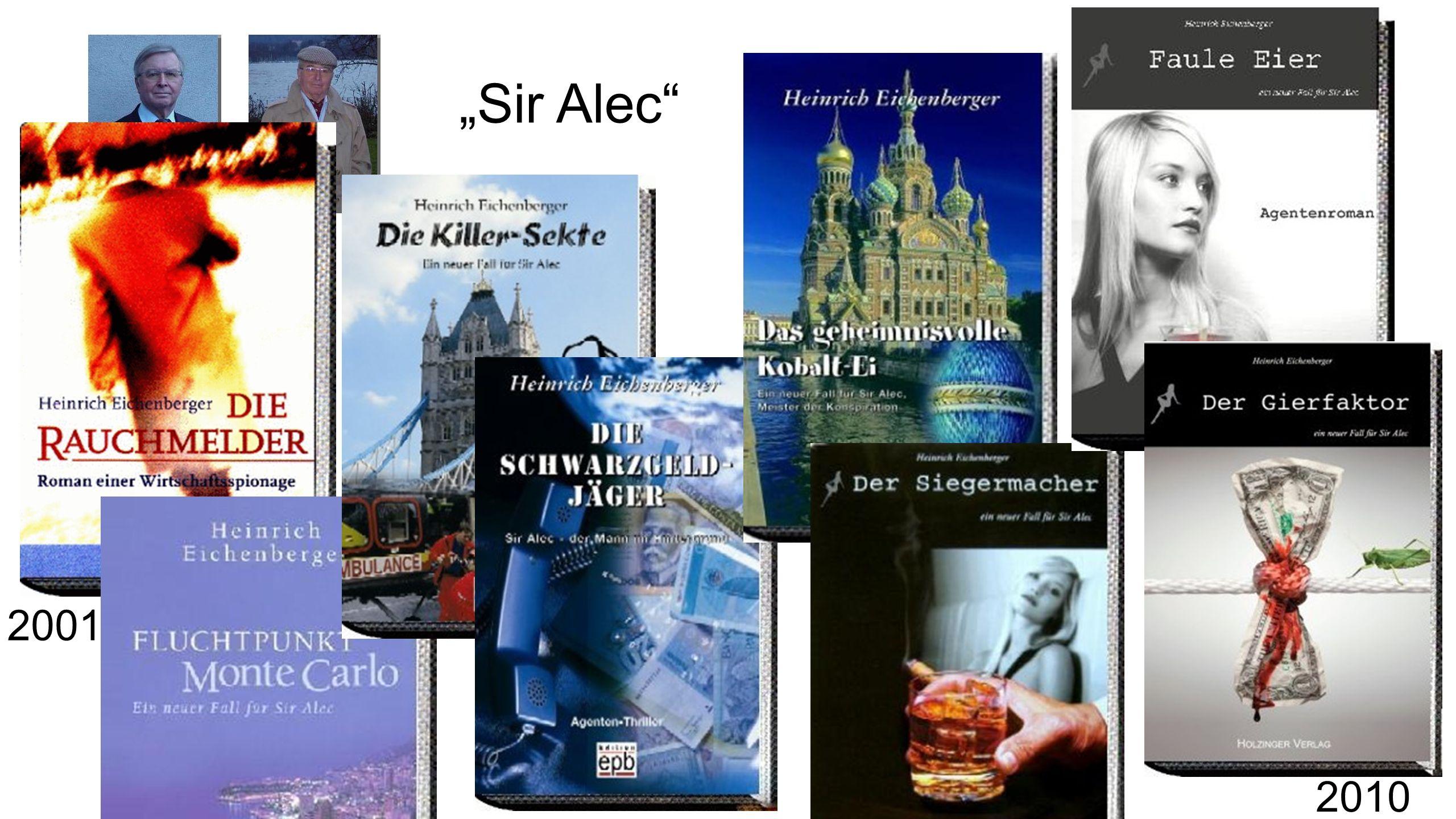Sir Alec 2001 2010
