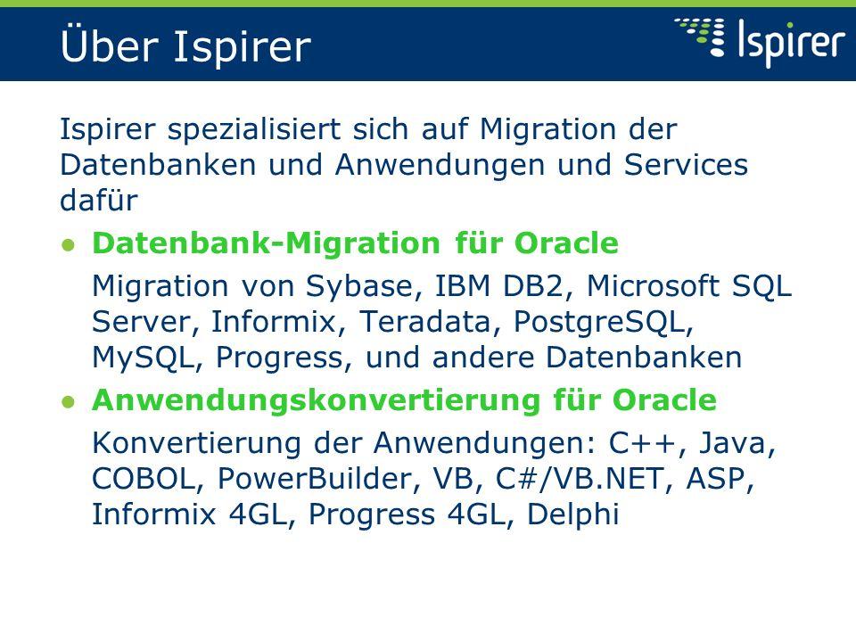 Charakteristika SQLWays automatisiert die Konvertierung von Teradata nach Oracle DDL/Schema-Objekte Tabellen, Beschränkungen, Sichten, Indexe, usw.
