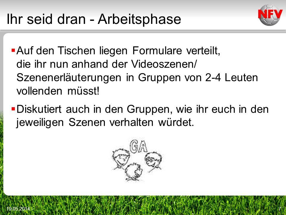 Szene 1 19.05.20148 Bengalos Schalke-Dortmund oder Video R05_004