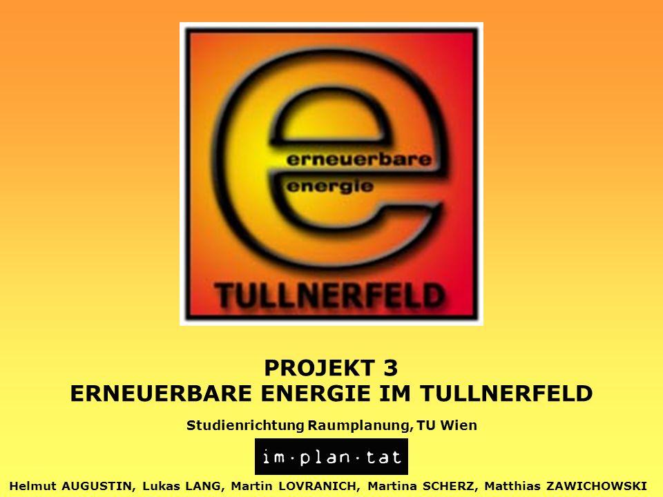 www.come.to/implantat Was ist P 3 - Erneuerbare Energie im Tullnerfeld.