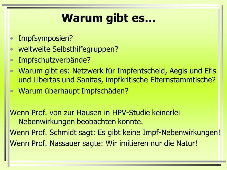 DDR: Trotz Impfpflicht weniger Allergien.Weniger Allergien, trotz jahrelanger Impfpflicht.