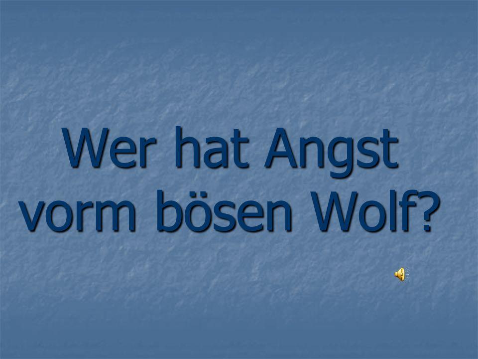 Der Wolf frisst vor allem Schwarzwild und Rotwild.