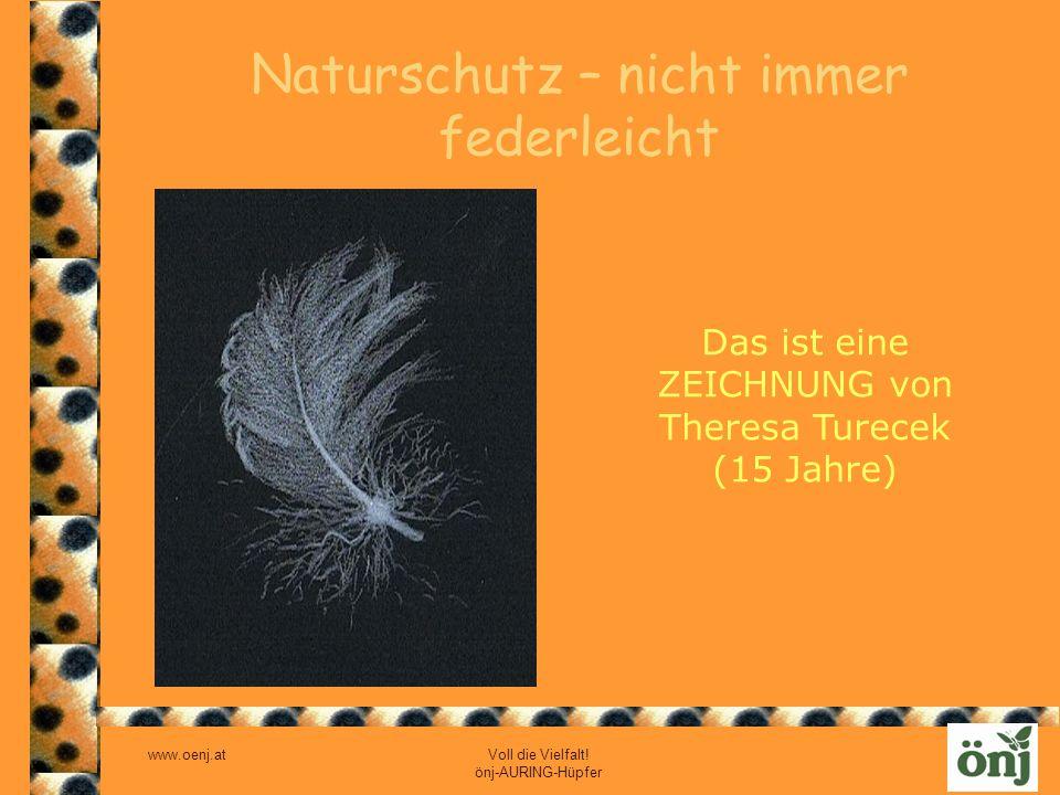 www.oenj.at Voll die Vielfalt.