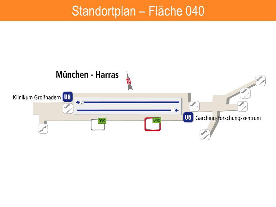9 Standortplan – Fläche 040