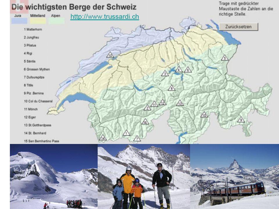 1 1 1 2 3 4 4 3 2 3 EM Stadien in der Schweiz 4 2 2 1