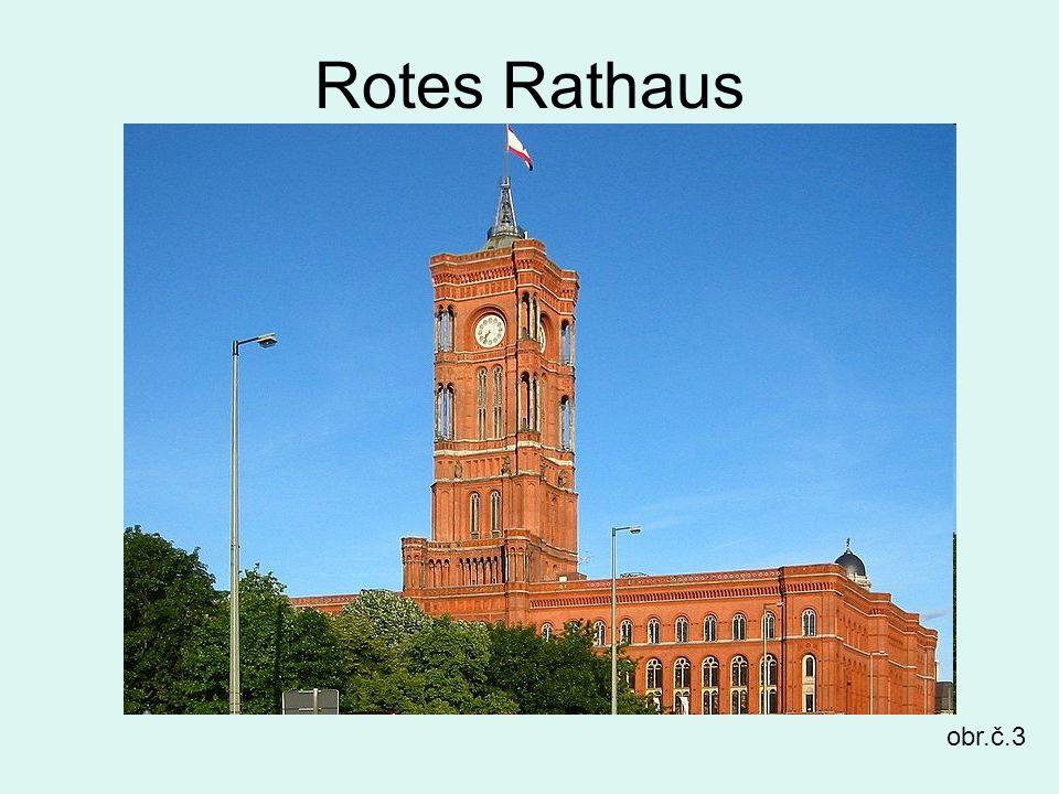 Rotes Rathaus obr.č.3