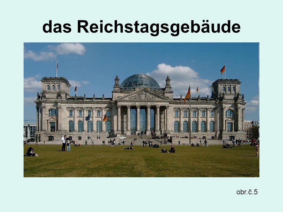 das Reichstagsgebäude obr.č.5