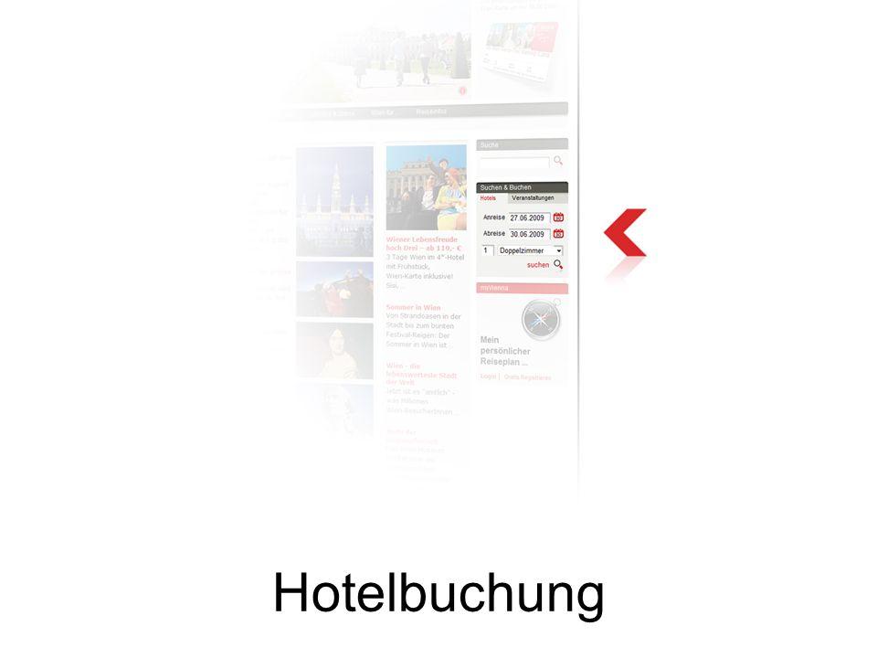 Hotelbuchung