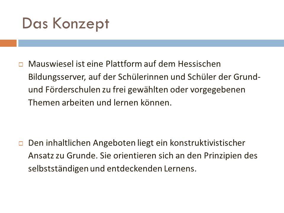 Die Angebote auf Mauswiesel-Hessen werden von qualifizierten Autoren (Lehrkräften, Lehrkräften im Vorbereitungsdienst oder Studierenden) erstellt, abgelegt und redaktionell betreut.