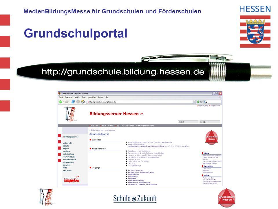 MedienBildungsMesse für Grundschulen und Förderschulen Grundschulportal