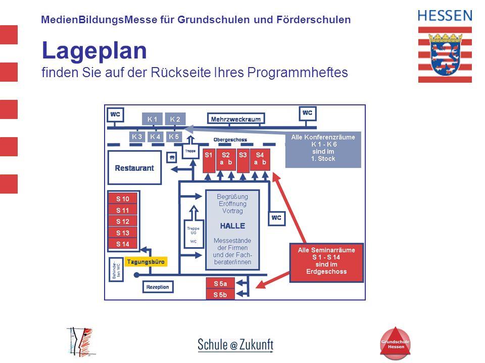 MedienBildungsMesse für Grundschulen und Förderschulen Fachberater/innen der Staatlichen Schulämter http://grundschule.bildung.hessen.de Ansprechpartner