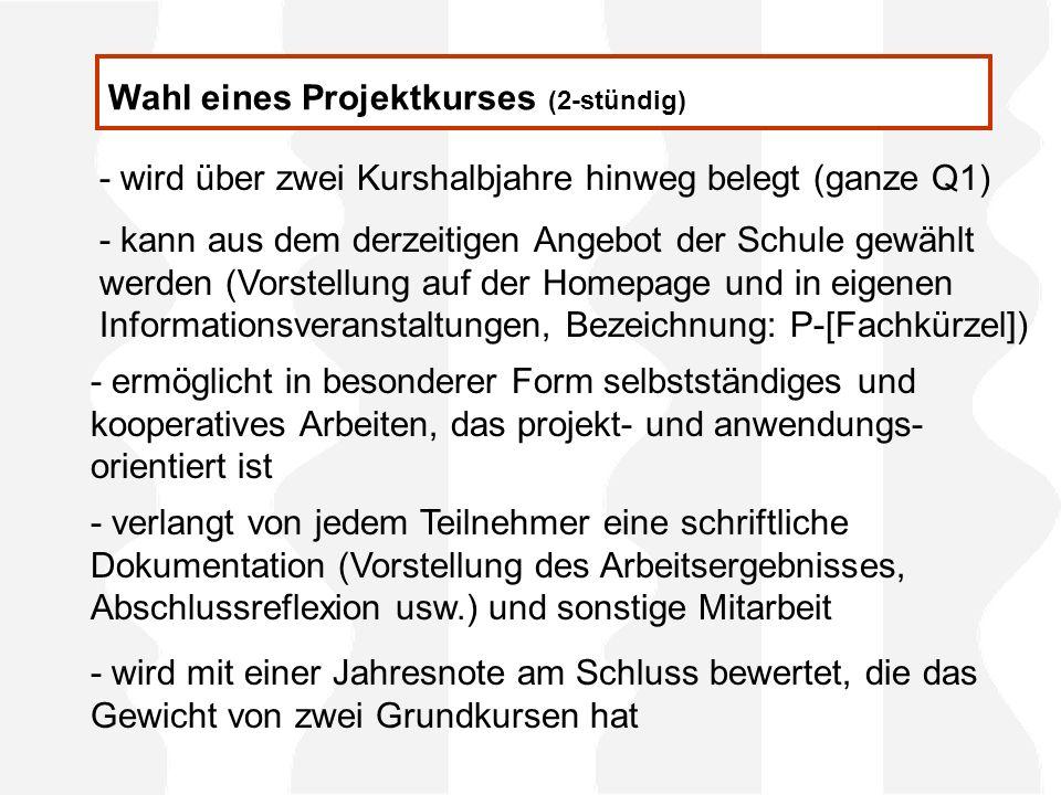 ThemaReferenzfach Bezeichn ung Information bei 50 Jahre BGL Deutsch, Geschichte, Pädagogik oder Kunst P-DKu Fr.