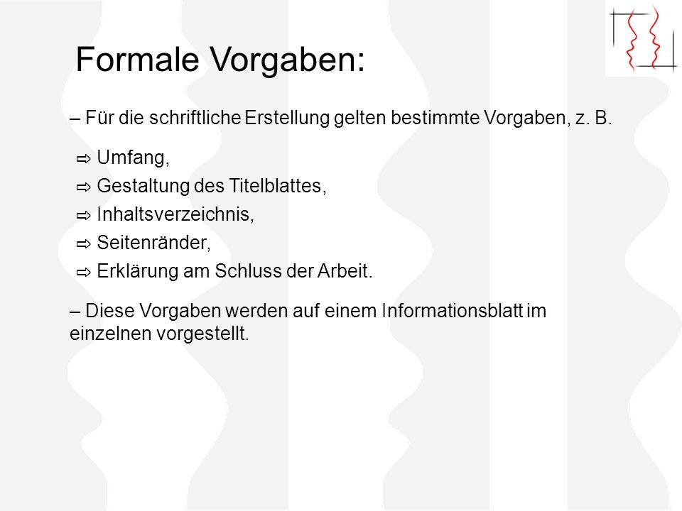 Termine: – Abgabe der Wahlzettel (Erst- bis Drittwahl) bis Freitag, 23.11.
