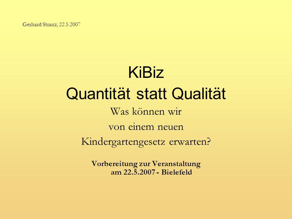 22.5.2005 Regierungswechsel in NRW CDU am 21.5.2007: Zwei gute Jahre für NRW.