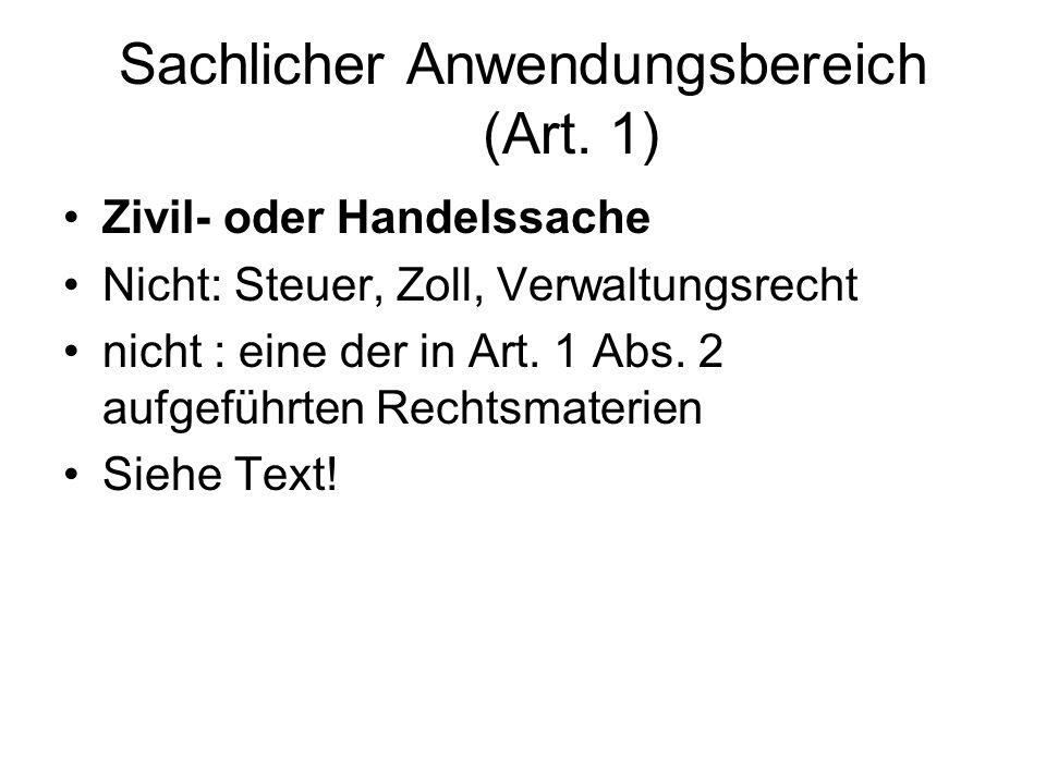 Aktuelle Entscheidungen 1.Verteiler OLG München NJW-RR 2007, H.