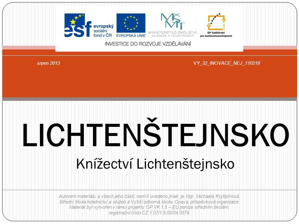 Staatsgebiet Liechtenstein ist ein selbständiger Zwergstaat im Alpengebiet zwischen der Schweiz und Österreich.