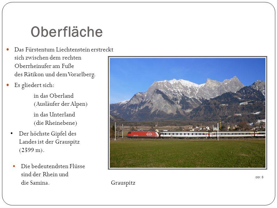 Sprache, Bevölkerung Die Landessprache in Liechtenstein ist Deutsch.