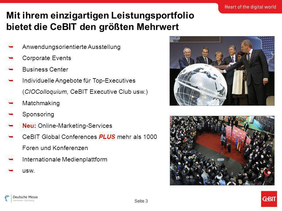 Seite 24 Geländeplan CeBIT 2011