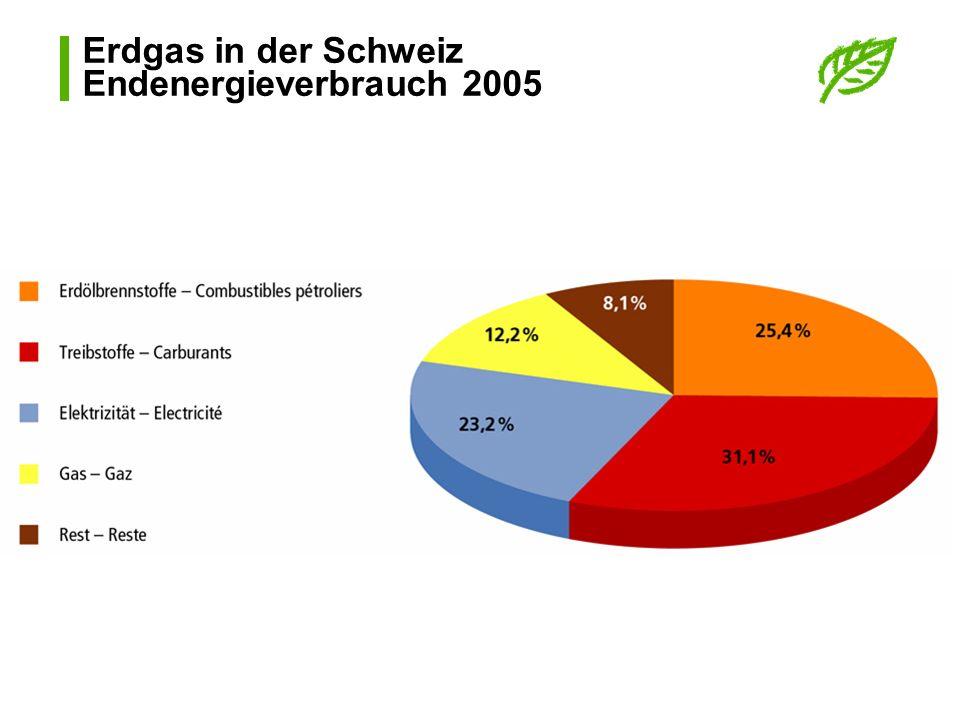 Erdgas in Europa Förderung und Transport Norwegen Russland Niederlande Algerien geopolitische Diversifikation = Versorgungssicherheit 55% des west- europäischen Gasverbrauchs stammen aus eigenen Vorkommen