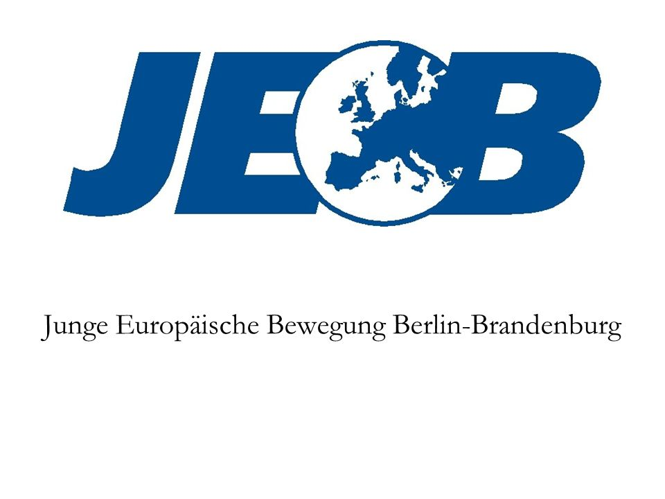 Junge Europäische Bewegung Berlin-Brandenburg