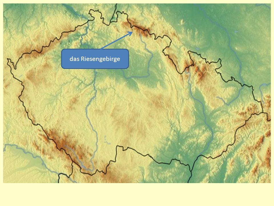 das Riesengebirge