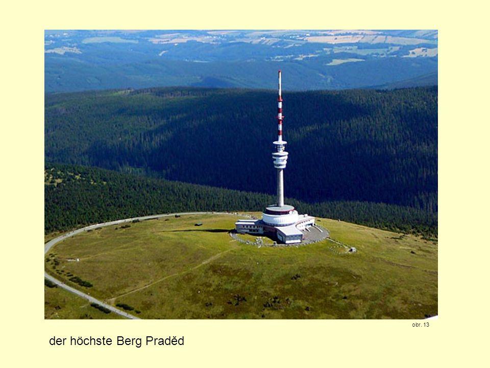 der höchste Berg Praděd obr. 13