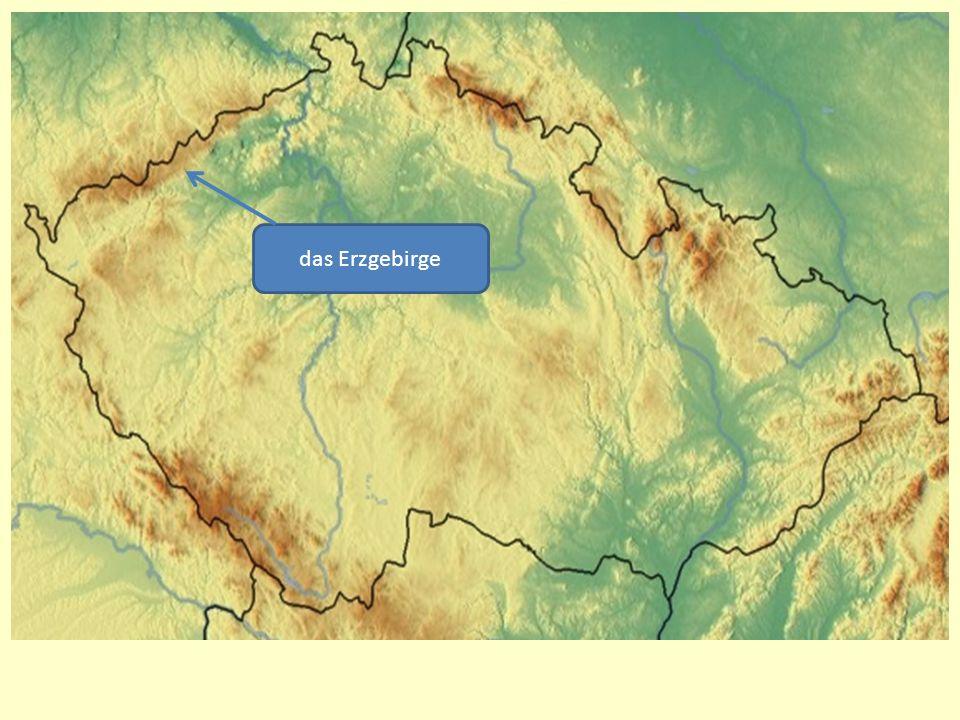 das Erzgebirge