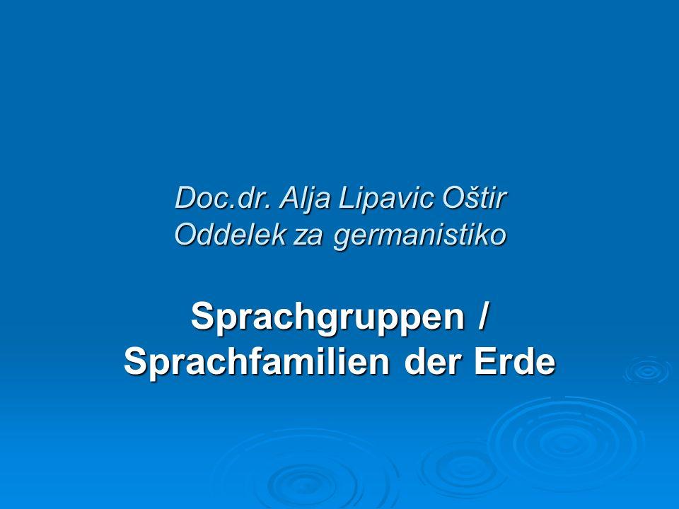 Sprachen Sprachen in in Europa Europa Heute Heute (Quelle: Meyers Lexikon online)