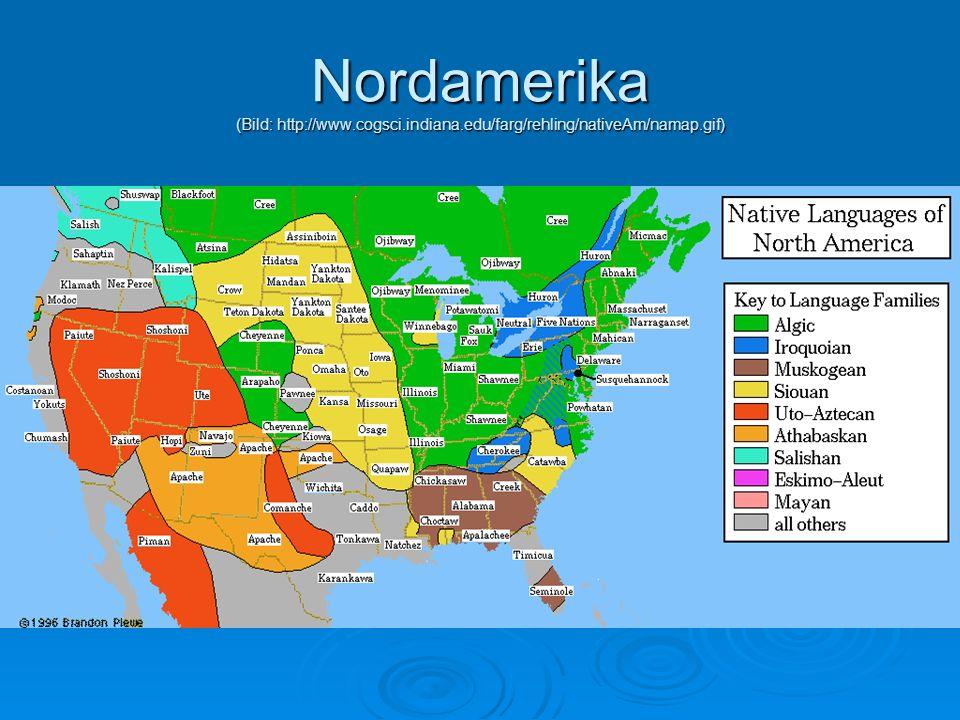 Nordamerika (Bild: http://www.cogsci.indiana.edu/farg/rehling/nativeAm/namap.gif)