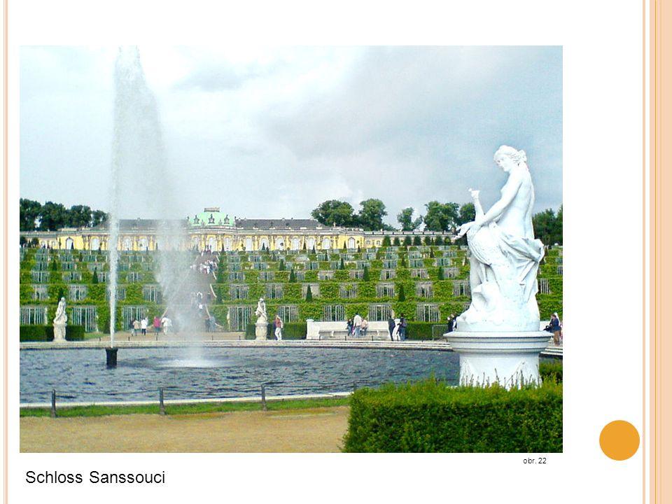 Schloss Sanssouci obr. 22