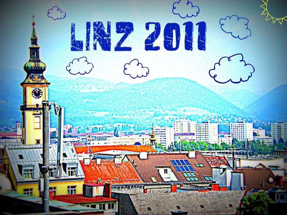 Linz ist die Hauptstadt von Oberösterreich Linz hat 189.311 Einwohner Es ist die drittgrößte Stadt der Republik Österreich Linz liegt auf beiden Seiten der Donau