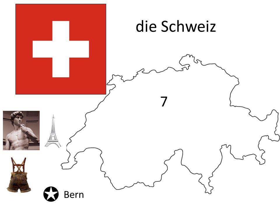 die Schweiz Bern 7