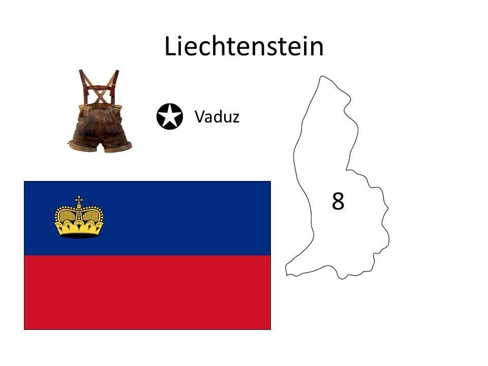 Liechtenstein Vaduz 8