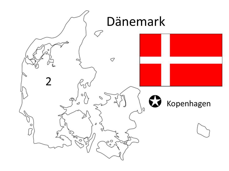 Dänemark Kopenhagen 2