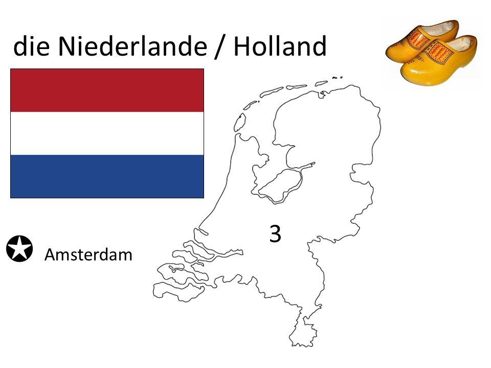 die Niederlande / Holland Amsterdam 3