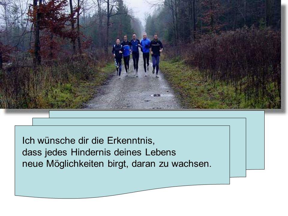 Segs im Flachland oder am Scalettapass S Laufe macht em Dani rüdig Schpass.