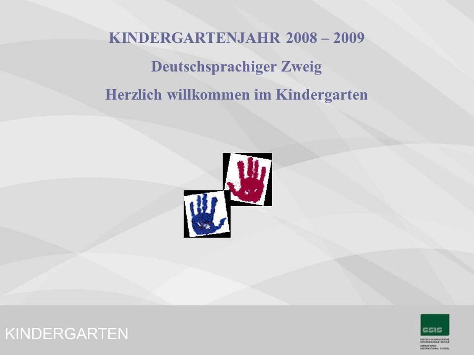 REGENWARNUNGEN: GELB Normalbetrieb für Kindergarten und Schule.