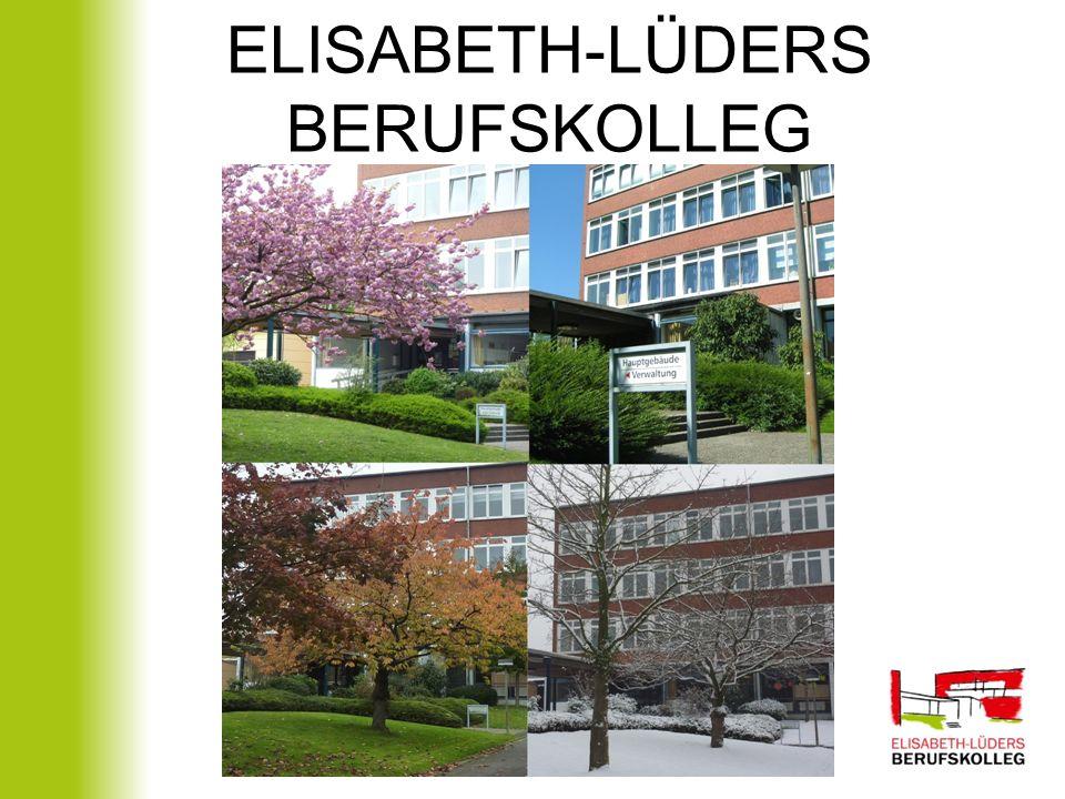 Abiturprüfung Allgemeine Hochschulreife am Elisabeth-Lüders-Berufskolleg Zentralabitur in den schriftlichen Fächern (Leistungskurse und 3.