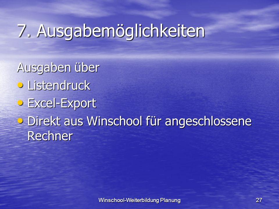Winschool-Weiterbildung Planung27 7.