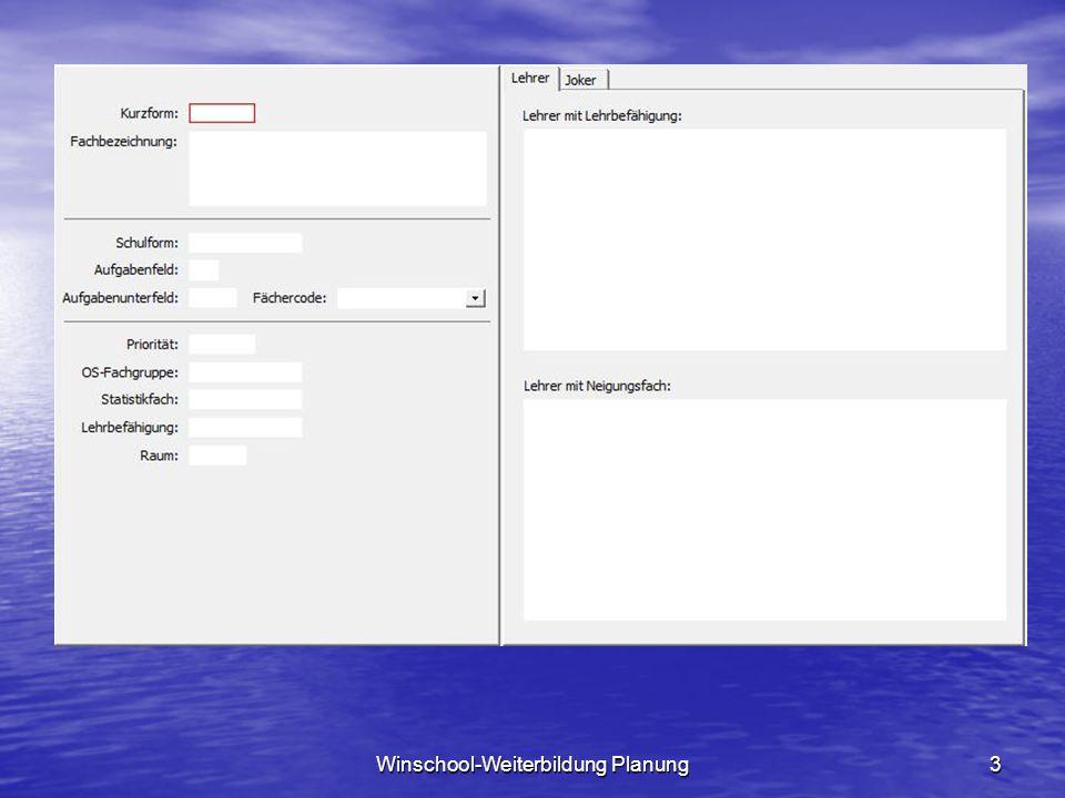 Winschool-Weiterbildung Planung3