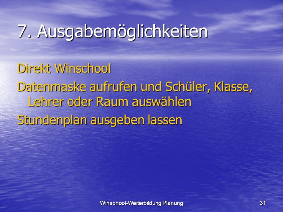 Winschool-Weiterbildung Planung31 7.