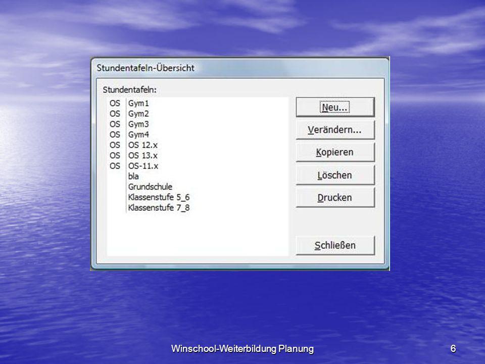 Winschool-Weiterbildung Planung6